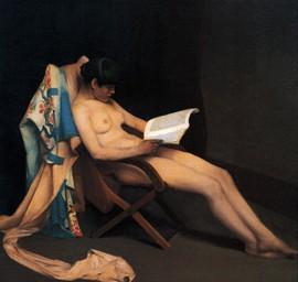 Leyendo de Théodore Roussel